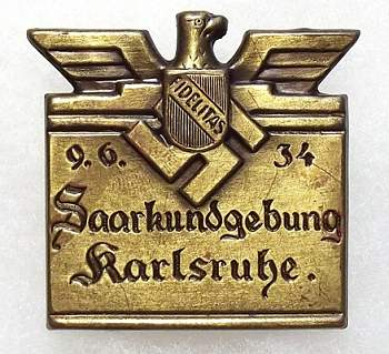 Значки NSDAP,WHW,NSKOV ,HJ и прочие (Tinnies & Political Badges-025-jpg